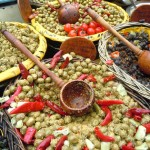 Olives in Uzes © Sonia Jones