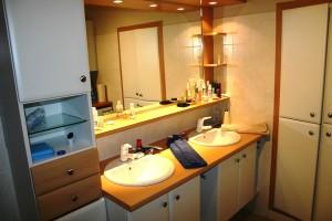 Montpellier apartment - Bathroom © Sonia Jones