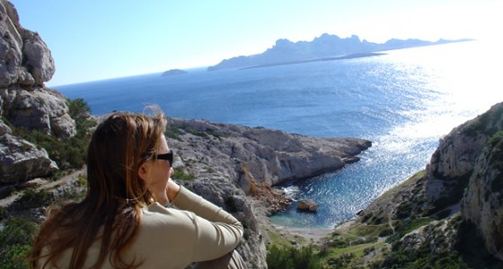 Calanques of Cassis © Walk Inn Provence