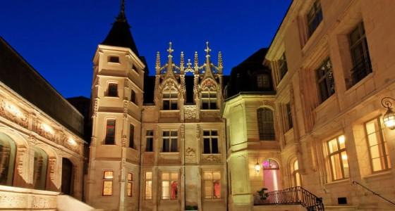 Facade © Hotel de Bourgtheroulde