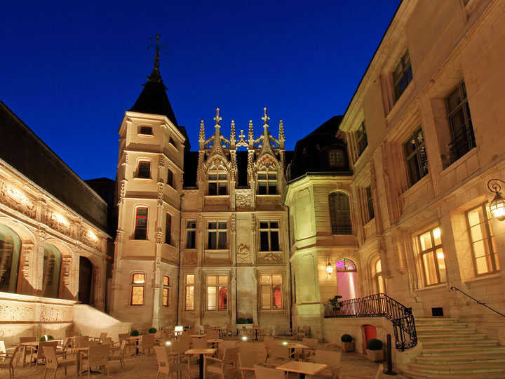 Spa Rouen Hotel Bourgtheroulde